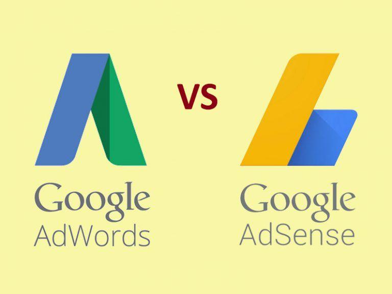 AdWords vs. AdSense